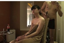 Photo of คลิปหลุดเด็ดมากสาวลูกครึ่งโดนหลอกพามาเล่นหนังxxxในโรงแรม