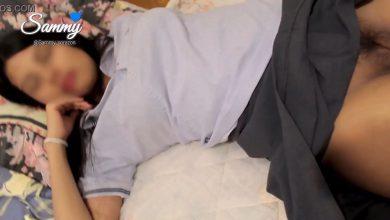 Photo of คลิปโป๊นักเรียนสาวหีโหนกนูนเจอมอมยาแล้วพาเข้าม่านรูดน่าเย็ดชิบหาย